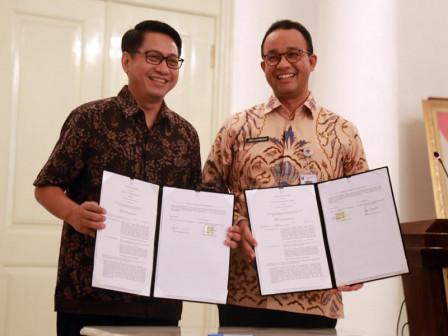City Establishes Cooperation with University of Paramadina