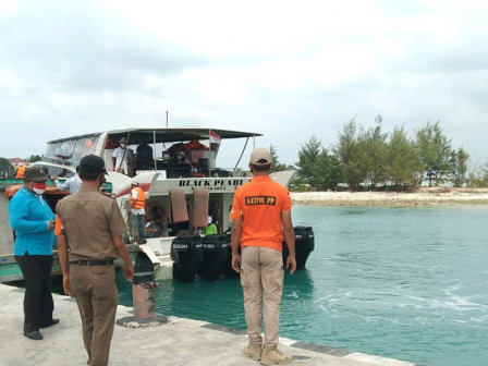 7,607 Tourists Visited Thousand Islands on Long Weekend