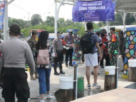 2.714 Wisatawan Kunjungi Kepulauan Seribu di Masa PSBB Transisi