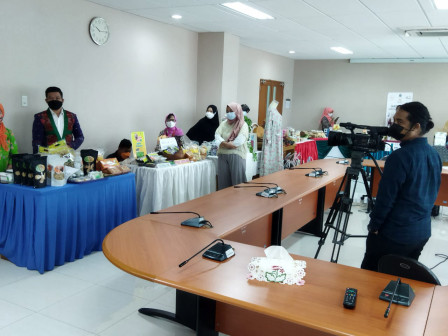 Dinas PPAPP Berkolaborasi Bantu Penjualan Produk UMKM
