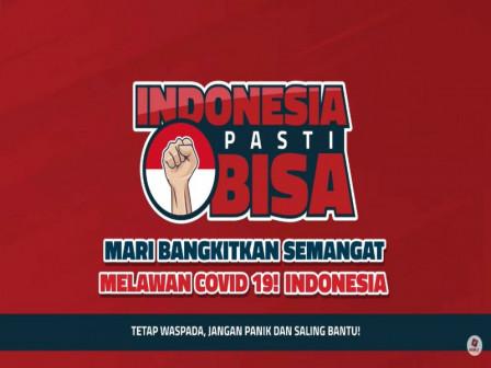 Pemerintah Pusat - Pemprov DKI Dukung Gerakan #Indonesiapastibisa