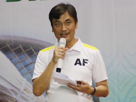 PSBB, Dispora Closes All Sport Facilities in Jakarta