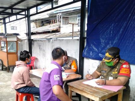 3.339 Pelanggar Protokol Kesehatan Telah Ditindak Satpol PP Jasel