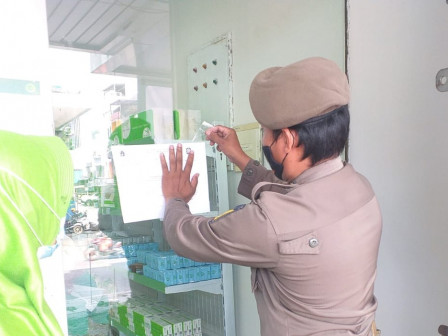 Satpol PP Tanjung Priok Terus Tingkatkan Disiplin Warga Patuhi Prokes