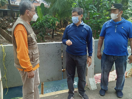 South Jakarta Holds Cleanup Action in Anticipation of Flooding