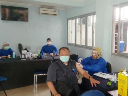 Sentra Vaksinasi di Kantor PD PAL Jaya Dibuka 4-7 Agustus 2021