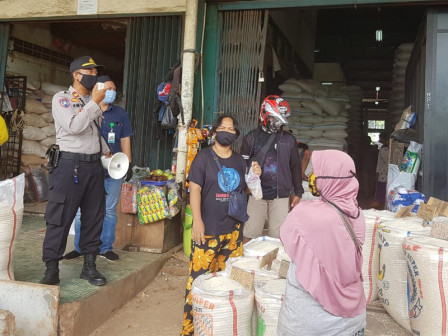 PIBC Management Intensifies Socialization About Face Mask Use