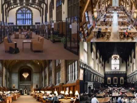 Dispusip Holds Virtual Tour to Libraries Abroad