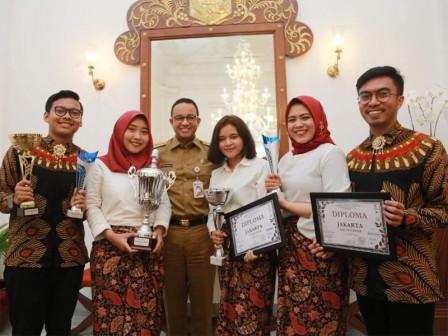 Won Many Awards, Anies Proud of Jakarta Youth Choir
