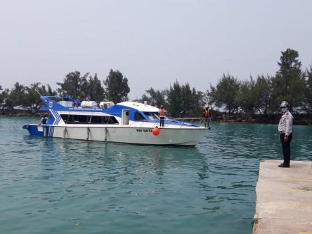 Kapal Dishub DKI Jakarta Tidak Melayani Penumpang Umum Sementara Waktu