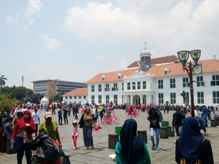 Kota Tua Tourist Site Keeps Being Developed
