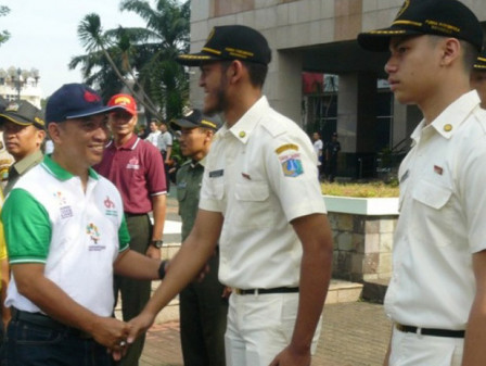 4,290 S. Jakarta Residents to Enliven Asian Games Torch Festival