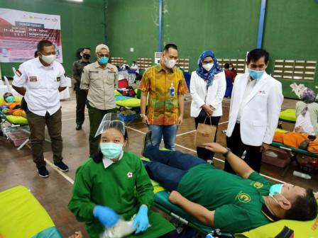 PT JIEP Kembali Gelar Donor Darah
