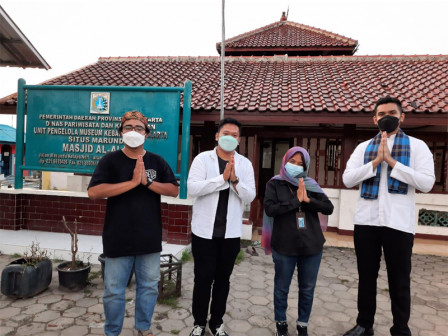Jakarta Experience Board Opens Donations for Tour Guides through Virtual Tour Ramadhan
