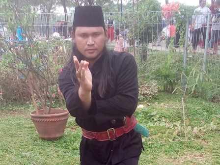 Melestarikan Silat Beksi Haji Hasbullah