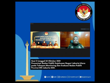 Kali Pertama, Kejari Berpartisipasi dalam Monev Keterbukaan Informasi Badan Publik