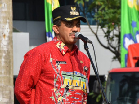 East Jakarta Satpol PP Intensifies PSBB Monitoring in Settlements