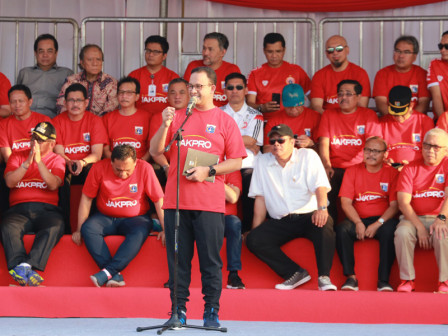 Anies Kick Off Pembangunan Jakarta International Stadium