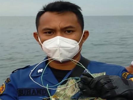 Petugas Gabungan Kepulauan Seribu Ikut Terlibat Dalam Pencarian Korban Diduga Pesawat Jatuh