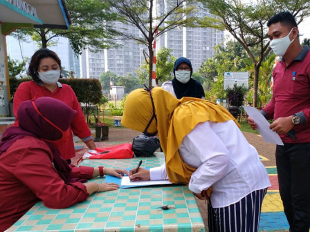 West Jakarta Gradually Reopens Reopen Green Spaces