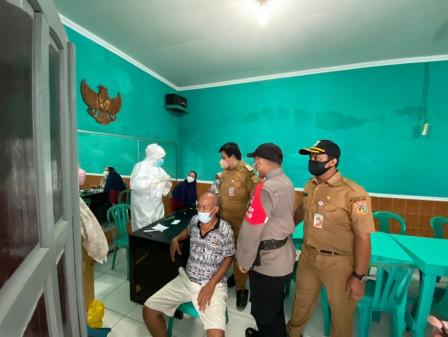 36 People in Semper Barat Undergo Antigen Test