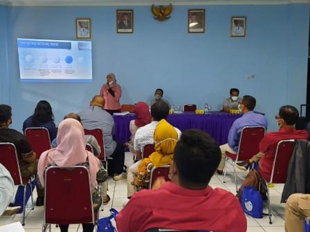 PD Pal Jaya Sosialisasikan dan Latih Surveyor Program Subsidi Revitalisasi Tangki Septik