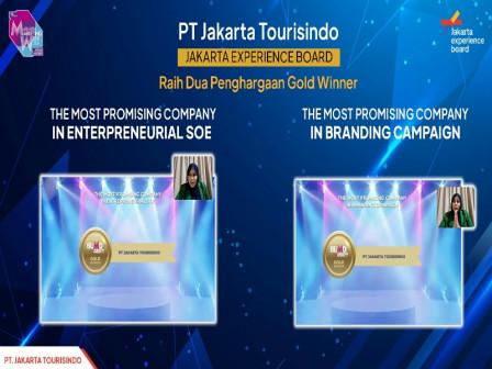 JXB Dapat Dua Penghargaan Terbaik di BUMD Marketeers Awards 2021