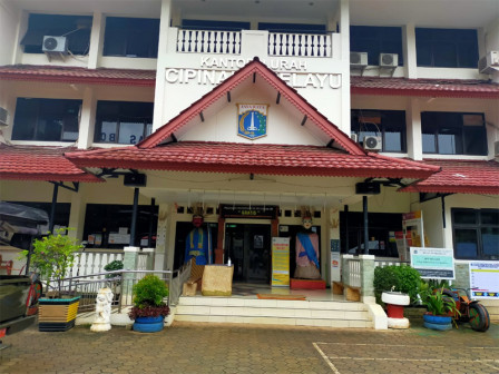 Layanan di Kantor Kelurahan Cipinang Melayu Dialihkan ke Kecamatan Makasar