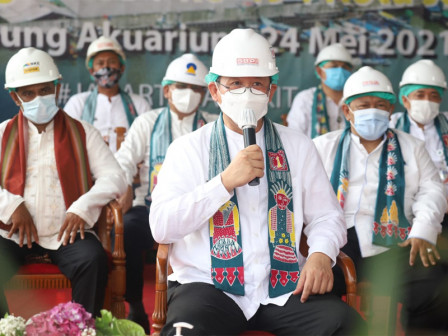 Kampung Akuarium Designated as Location for Jakarta's Anniversary Declaration Event