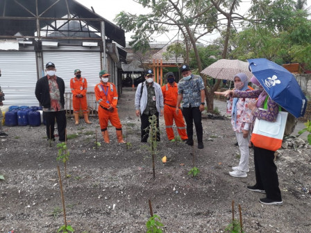 24 RWs in Thousand Islands Participate in Proklim Competition at Regency Level