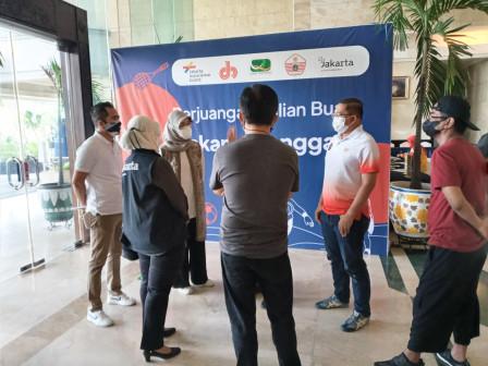 Pemulangan dan Karantina Para Atlet DKI Untuk PON XX Papua Berjalan Lancar
