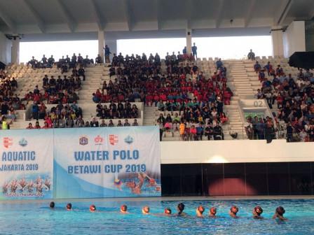 Kejuaraan Jakarta Aquatic Invitation Diikuti Empat Negara