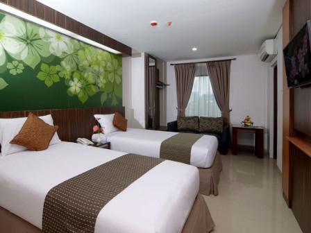 Okupansi Hotel di Jakarta Masih Sepi