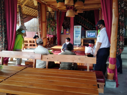 Sudin Parekraf Kepulauan Seribu Monitoring Kesiapan Homestay Terima Kunjungan Wisatawan