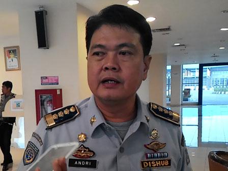 Personnel Alerted to Parse Traffic Jam During Lebaran Betawi