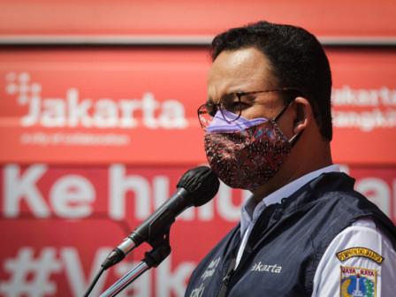 PPKM Level 3 Jakarta Diperpanjang Dua Pekan, Tetap Jaga Prokes Meski Kasus Terkendali