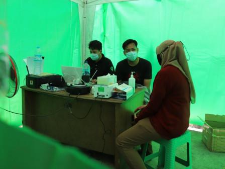 Tanjung Priok Terminal Provides GeNose C19 Service