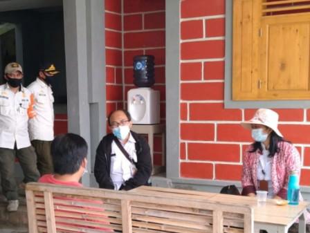 Sudin Parekraf Sosialisasikan Penerapan PPKM Berbasis Mikro Kepada Pelaku Usaha Wisata