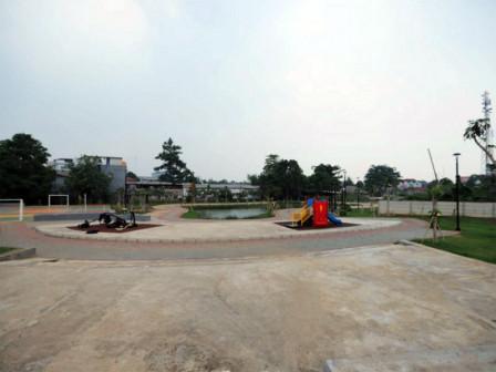 DKI Bangun 12 Taman Maju Bersama Tahun Ini