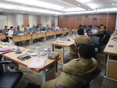 20 PHB Channels Construction in Central Jakarta Approved by Councillors