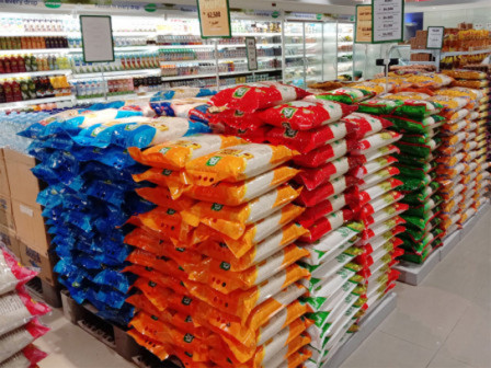 Rice Stok is Available Until Five Months Ahead