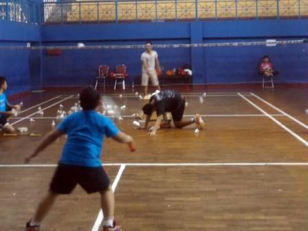 PB Maxxer Latih Anak Main Badminton Dari Usia Dini