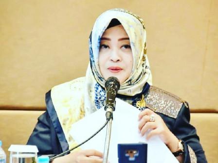 Anggota DPD RI Fahira Idris, Puji Tiga Tahun Kepemimpinan Gubernur Anies Baswedan