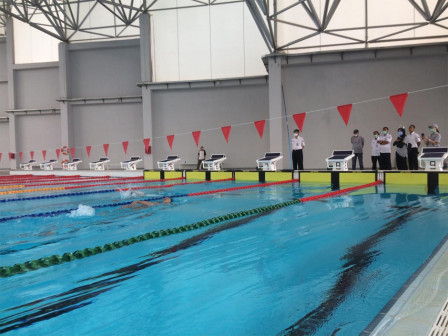 Dispora Seleksi 250 Calon Atlet Pelajar PPOP