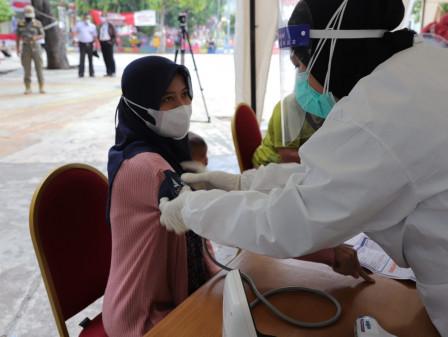 4.320 Warga Pulau Tidung Telah Mendapatkan Vaksinasi COVID-19