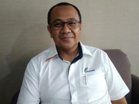 Direktur Utama Perumda Pasar Jaya, Arief Nasrudin