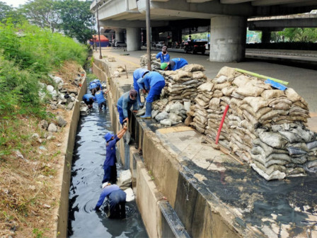 Two Urban Villages in Cempaka Putih are Prioritized for Flood Mitigation