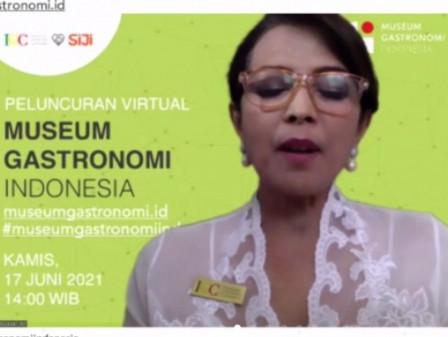 Museum Gastronomi Indonesia Resmi Diluncurkan