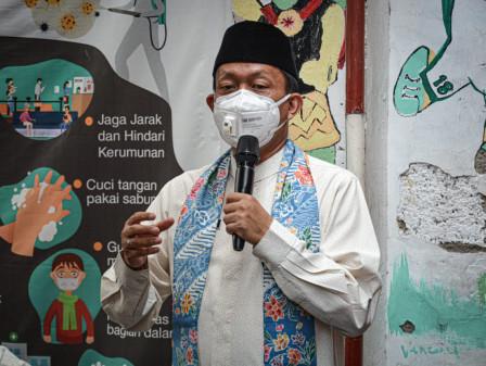Wakil Wali Jaksel Minta Pelajar Manfatkan Jakwifi Sebaik Mungkin