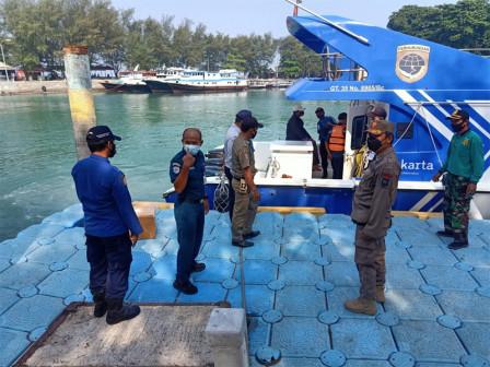 57 Boat Passengers Checked at Pari Island Main Pier